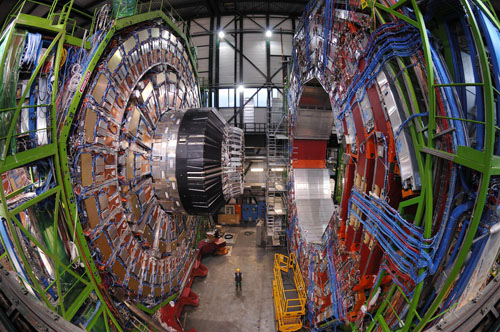 The CMS detector at CERN